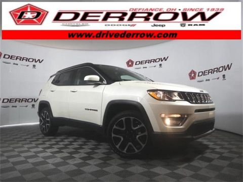 New 2019 JEEP Compass Limited 4x4